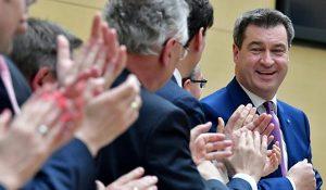 Bayern: 42 Prozent für CSU – SPD, Grüne und AfD gleichauf