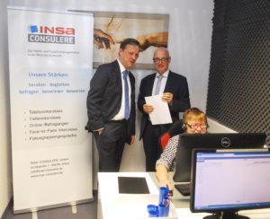 Kooperation zwischen Mediengruppe Thüringen und INSA-CONSULERE