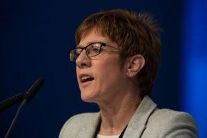 INSA-Umfrage zur Wahl von Annegret Kramp-Karrenbauer zur neuen CDU-Bundesvorsitzenden