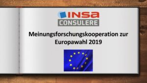 Ergebnisse der zweiten Welle der Europawahlbefragung.